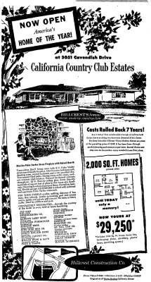 California Country Club Estates (1951)